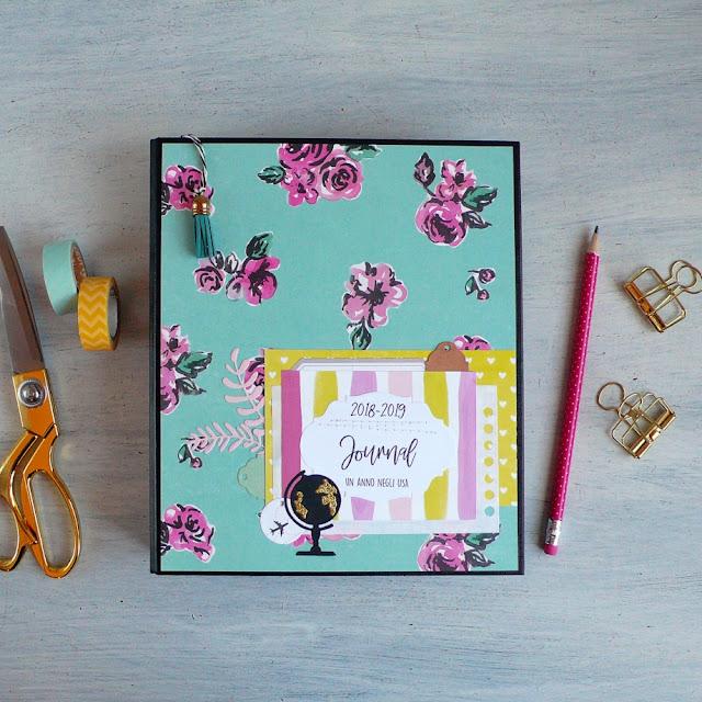Come creare un diario personalizzato da un quaderno ad anelli