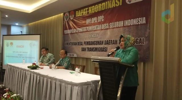 PAPDESI Usulkan Revisi UU Desa, Kembalikan Jabatan Kades 8–10 Tahun Tanpa Batasan Periodisasi
