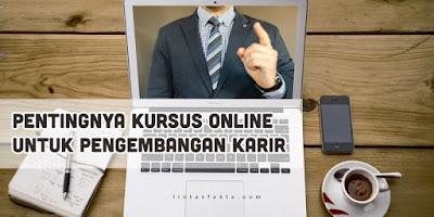 kursus online gratis untuk pengembangan karir