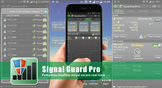 Signal Guard Pro Apk Android