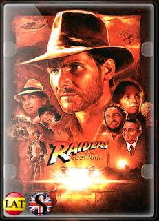 Indiana Jones: En busca del Arca Perdida (1981) HD 720P LATINO/INGLES