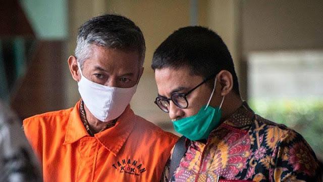 Wahyu Setiawan Tak Mau Ajukan JC,  Pengacaranya Saiful Anam Dipecat