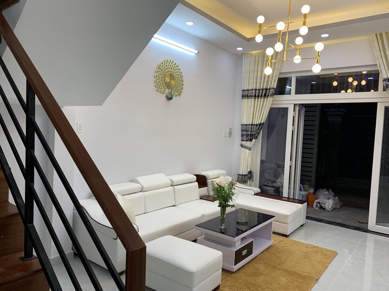 Bán nhà Hẻm xe hơi đường Phạm Văn Chiêu quận Gò Vấp. Dt 4x17m