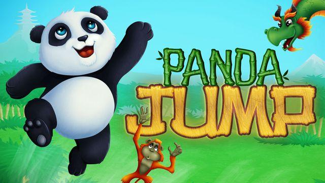 Panda Jump v1.0 NSP XCI For Nintendo Switch