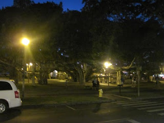 Banyan By Night.