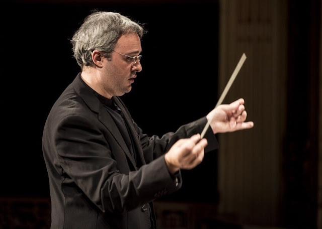 Francesc Gregori, director del concert