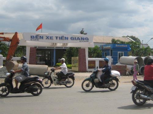 Bến Xe Tiền Giang