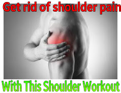 shoulder workout pain, workout for shoulder pain