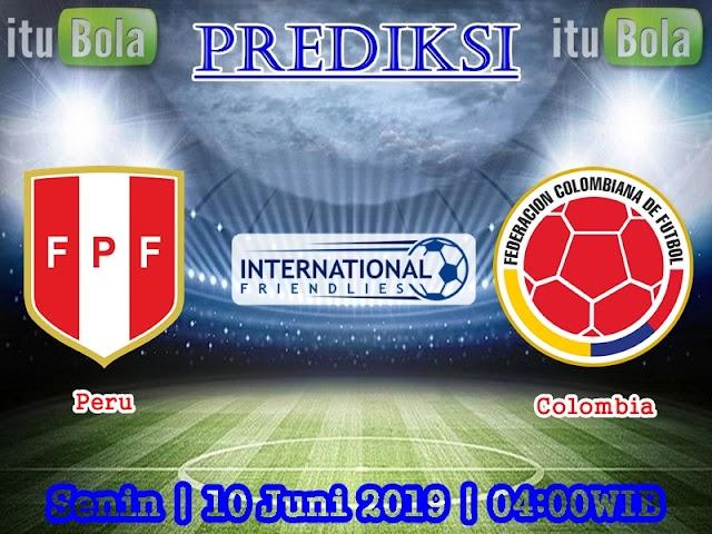 Prediksi Peru vs Colombia - ituBola