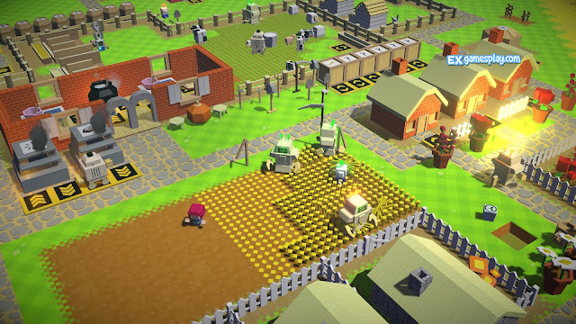 Autonauts Review - Not a Simple Casual Game