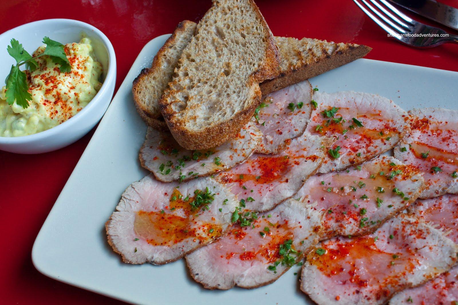 Sherman's Food Adventures: Café Régalade