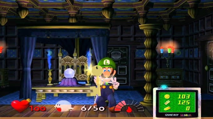 Tres grandes spin-off de Mario en Gamecube