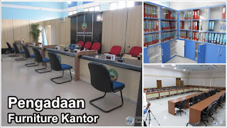 Kontraktor Interior Perkantoran + Furniture Interior Semarang