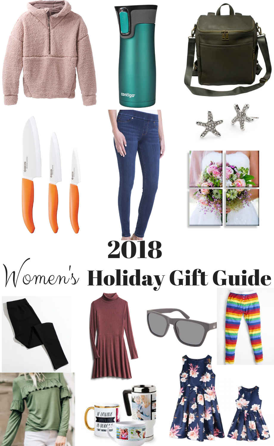 2018 Womens Holiday Gift Guide Mega Giveaway