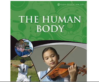 Human Body -middle school biology text