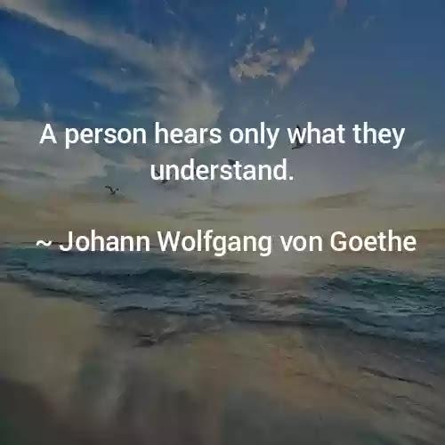quote goethe