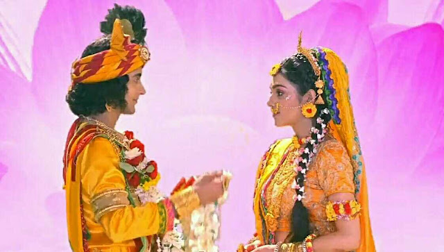 Radha krishna serial vivaah | Radha krishna serial marriage