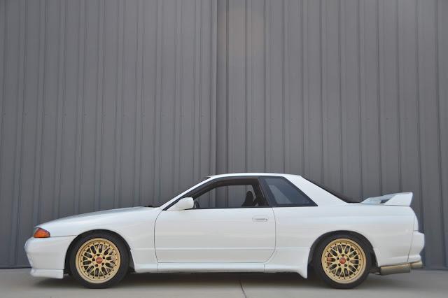 1993 NISSAN SKYLINE GT-R R32 FOR SALE IN CYPRESS