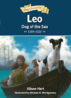 Leo Dog of the Sea by Alison Hart