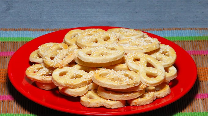 Covrigi cu Brânză și Susan