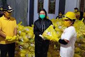 MEP Peduli, Bawa APD Dan Sembako Di Desa Raanan Lama