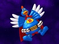 حرب الدجاج في الفضاء