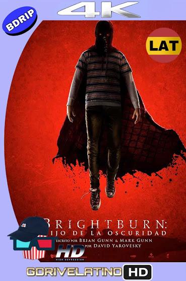 Brightburn: Hijo de la Oscuridad (2019) BDRip 4K HDR Latino-Ingles MKV