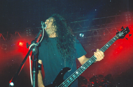 Slayer e Suicidal Tendencies no Imperator em 1994
