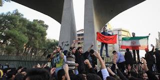 Demo ke Rezim Syiah Iran; 304 Orang Syiah Tewas & Ribuan Syiah Terluka