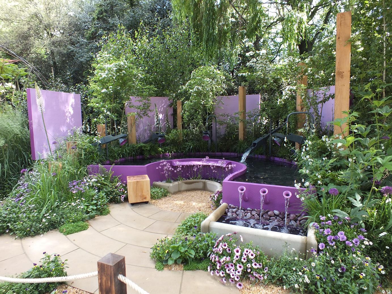 Alternative eden exotic garden rhs chelsea flower show 2016 artisan gardens - Chelsea garden show ...