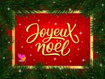 Meilleurs vœux pour un Noël plein de joies