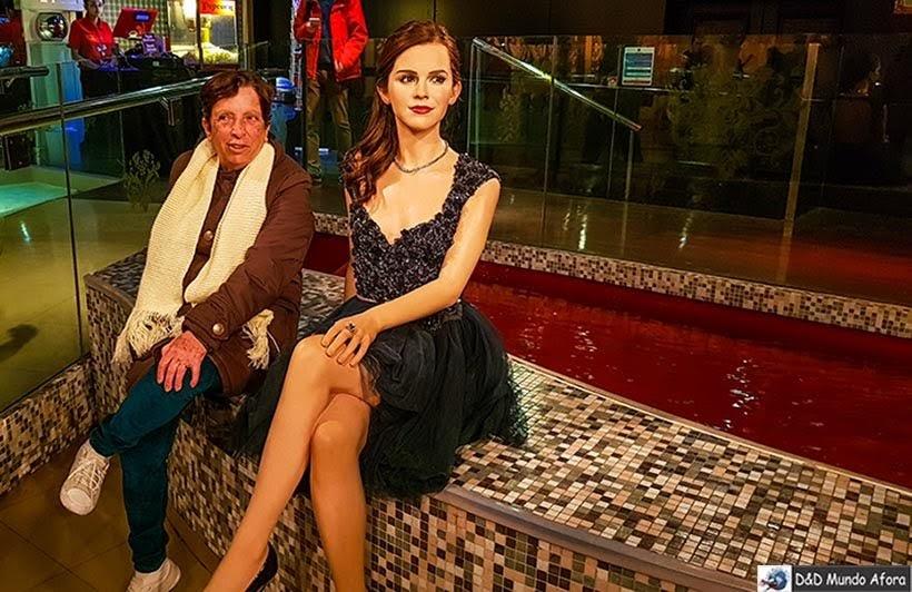 Emma Watson - Madame Tussauds: Como visitar o museu de cera de Londres