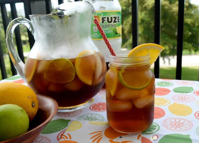Fuze tea limón #SummerRefreshment #Publix