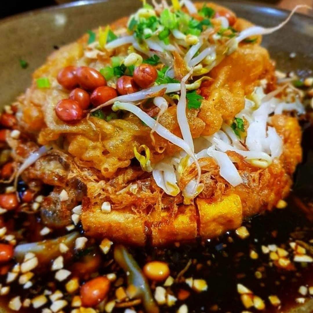 Wisata Kuliner Tahu Telor Madiun