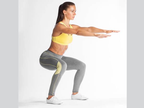 تمارين منزلية لبناء العضلات