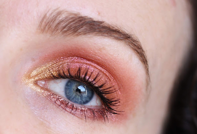maquillage-rose-gold