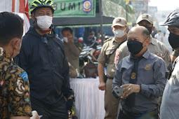 44 Pelanggaran PPKM Darurat di Kota Sukabumi Dikenai Sanksi dan Denda