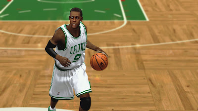 NBA 2K13 Rajon Rondo Face Update NBA 2K