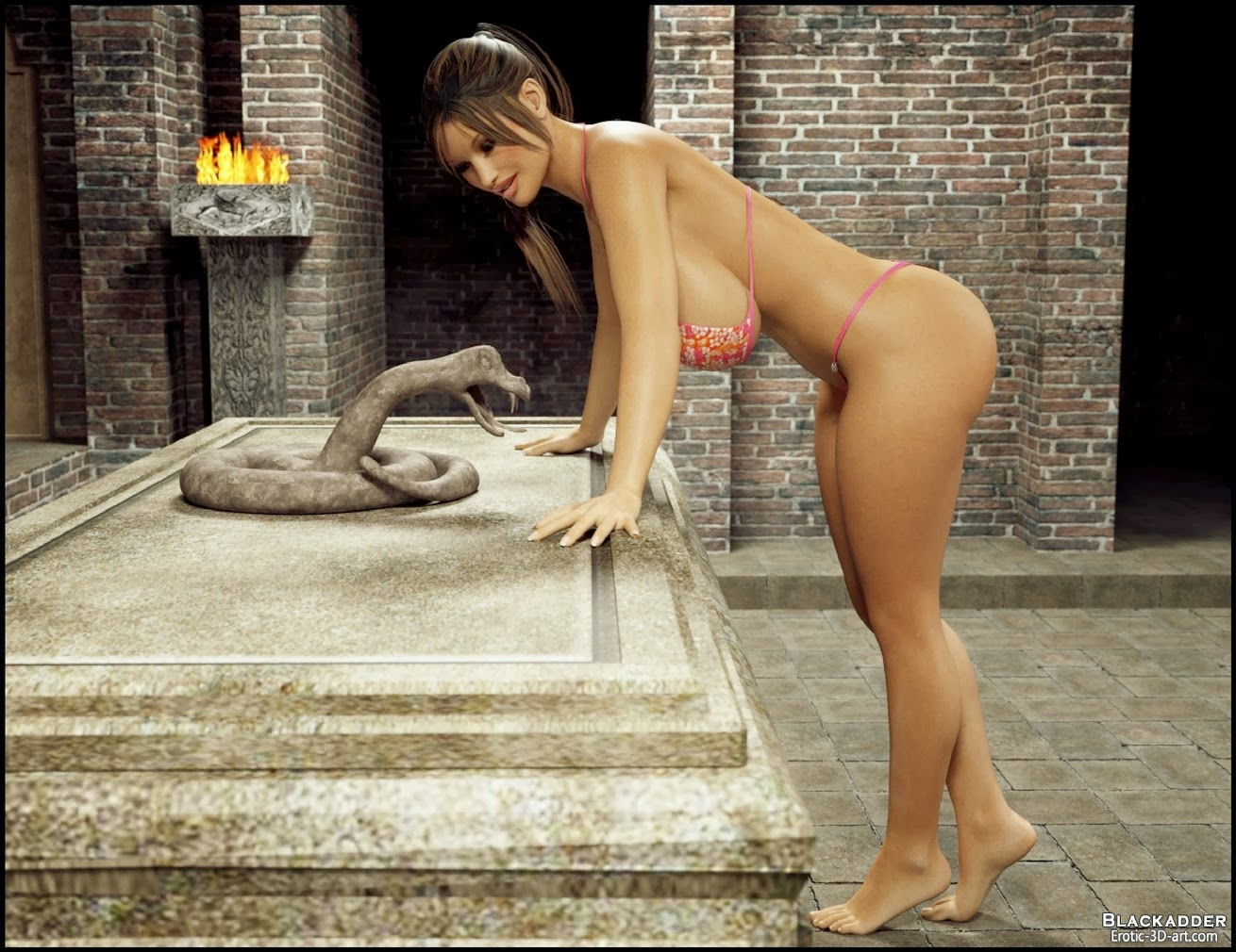 3d lara croft orgy and more tomb raider 6