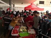 Mearim Motos Honda de Pedreiras recepciona participantes do Rally Corta Lama com delicioso café da manhã