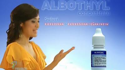 Albothyl Concentrate Solusi keputihan