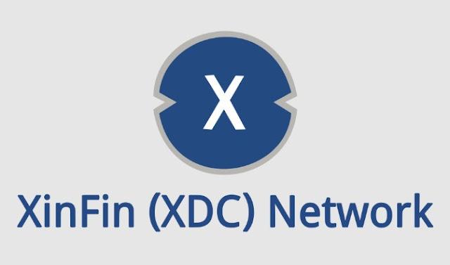 Logo XinFin Network (XDC)