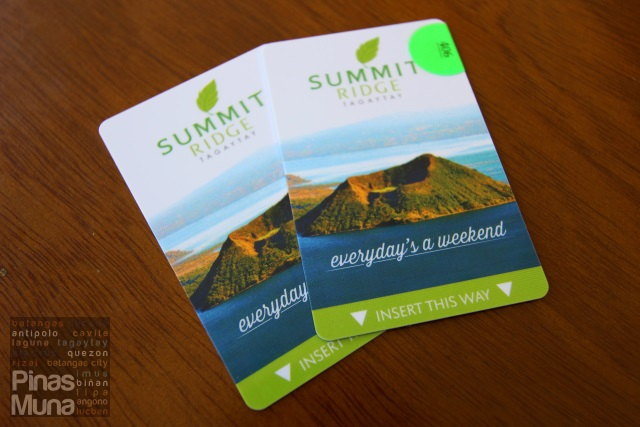 Summit Ridge Tagaytay