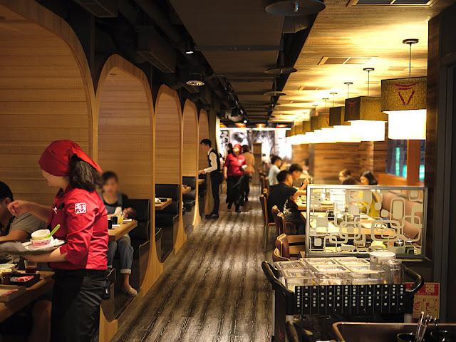 P1300664 - 熱血採訪│台中大魯閣新時代餐廳│5月試營運的momo paradise壽喜燒