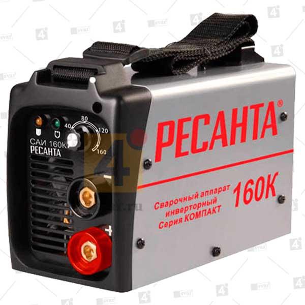 Ресанта сварочный аппарат инверторный САИ-160К фото