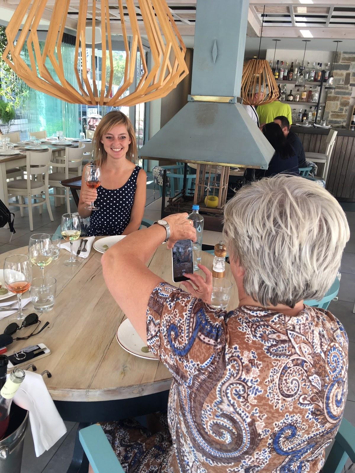Υγιεινή διατροφή και τοπικά προϊόντα της προ Άθω περιοχής στο επίκεντρο του press trip της Ολλανδής Blogger στη Χαλκιδική