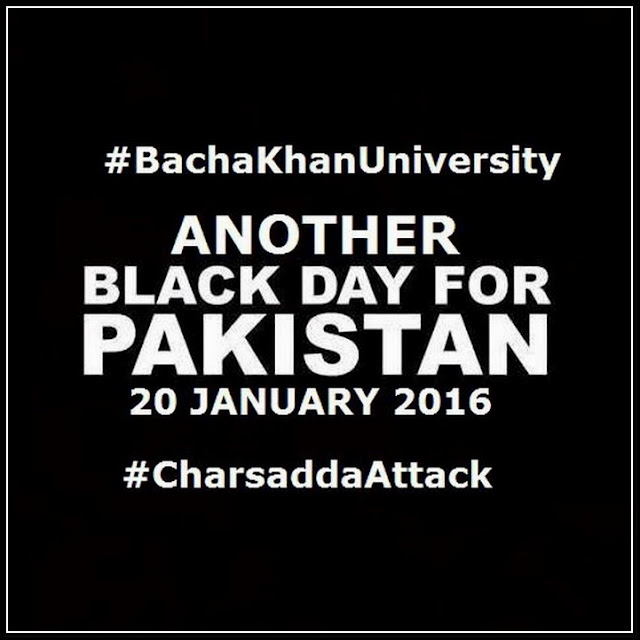 Another Black Day For Pakistan 20/01/16