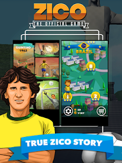 screen shot Zico game android