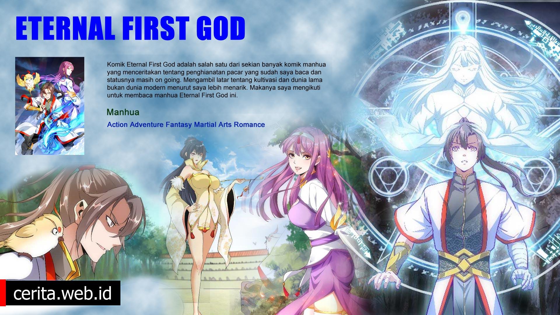 Baca Sinopsis Komik Eternal First God Ketika Dikhianati Pacar