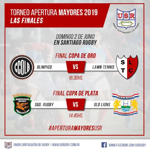 Final del Apertura santiagueño: Olímpico vs Lawn Tennis